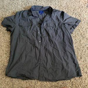 Apt 59 button down shirt XXL